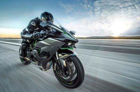 2015 Kawasaki Ninja H2™R in North Reading, Massachusetts - Photo 57