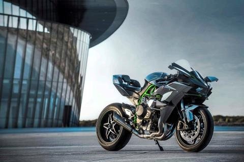 2015 Kawasaki Ninja H2™R in North Reading, Massachusetts - Photo 61