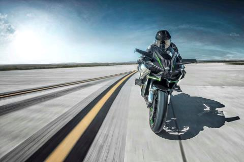2015 Kawasaki Ninja H2™R in North Reading, Massachusetts - Photo 63