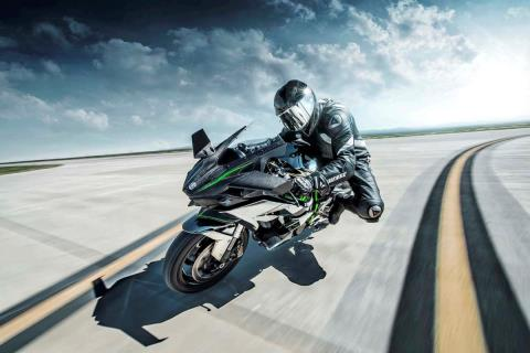 2015 Kawasaki Ninja H2™R in North Reading, Massachusetts - Photo 65