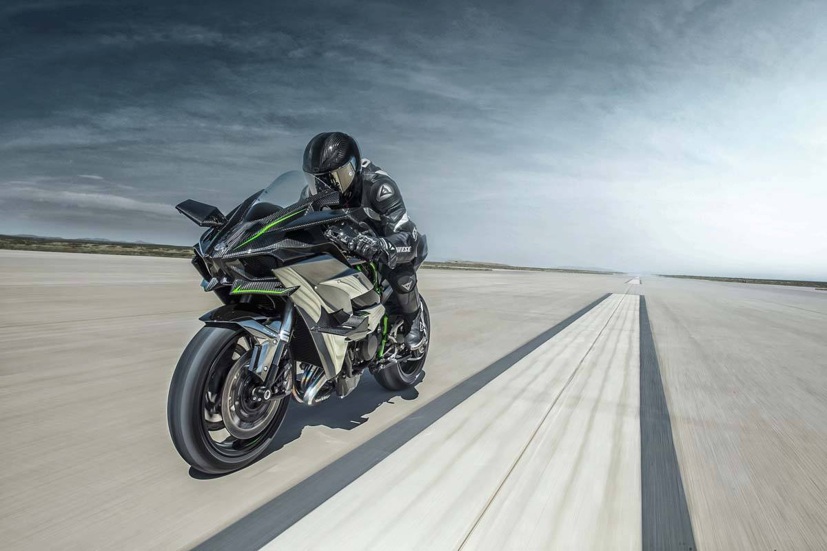 2015 Kawasaki Ninja H2™R in North Reading, Massachusetts - Photo 64