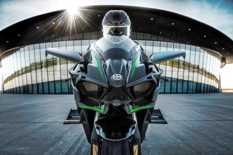 2015 Kawasaki Ninja H2™R in North Reading, Massachusetts - Photo 67