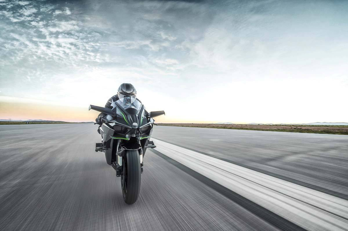 2015 Kawasaki Ninja H2™R in North Reading, Massachusetts - Photo 68