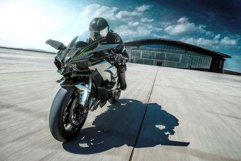 2015 Kawasaki Ninja H2™R in North Reading, Massachusetts - Photo 69