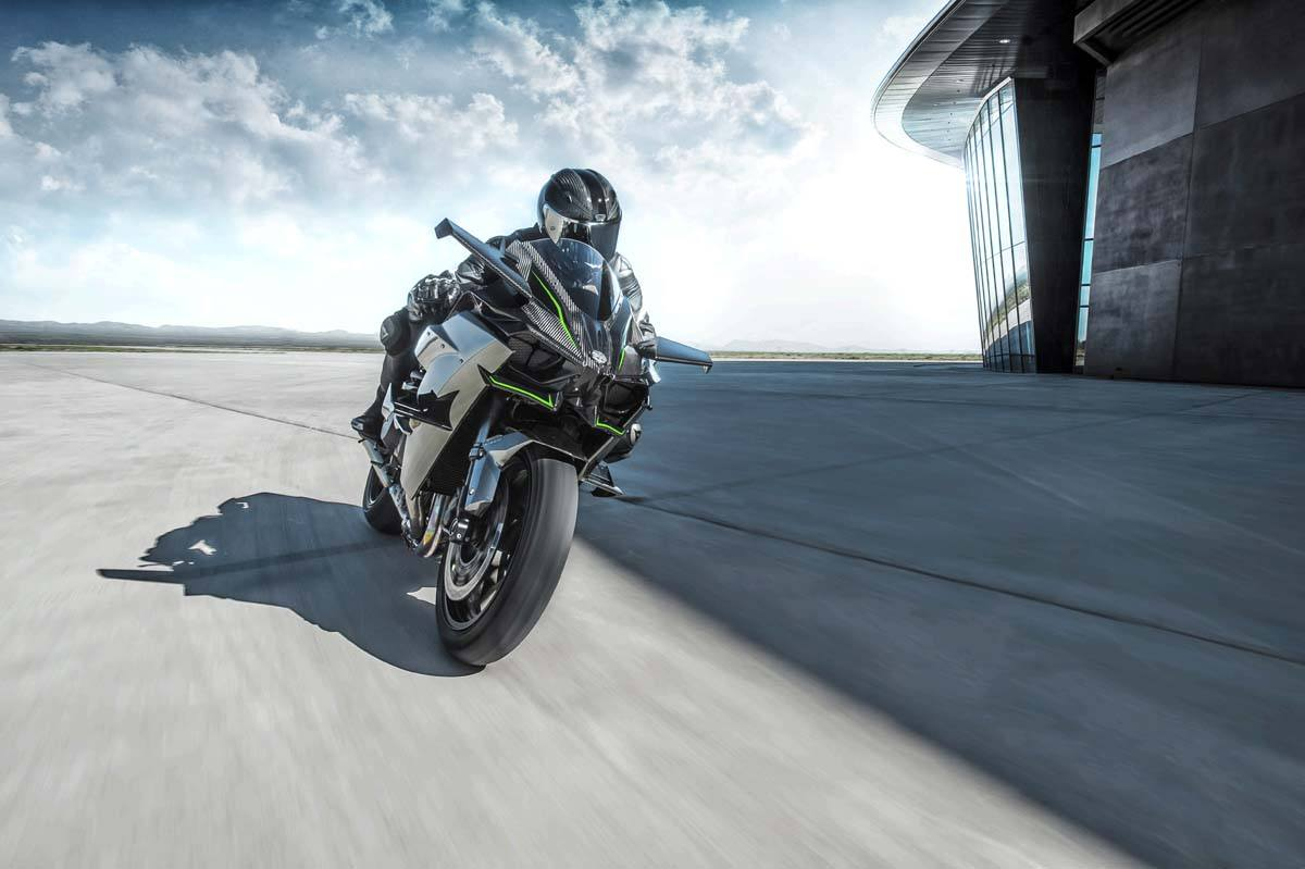 2015 Kawasaki Ninja H2™R in North Reading, Massachusetts - Photo 70