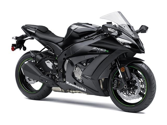 2015 Kawasaki Ninja® ZX™-10R in North Reading, Massachusetts - Photo 3