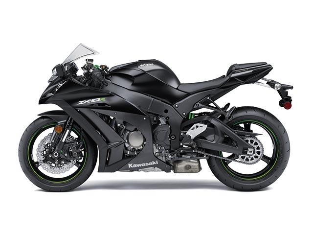 2015 Kawasaki Ninja® ZX™-10R in North Reading, Massachusetts - Photo 2