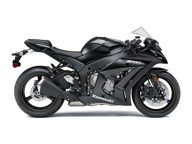 2015 Kawasaki Ninja® ZX™-10R in North Reading, Massachusetts - Photo 1