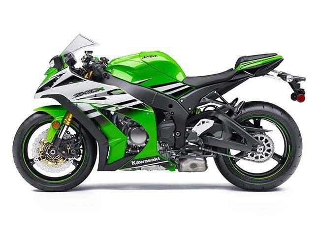 2015 Kawasaki Ninja® ZX™-10R 30th Anniversary in Asheville, North Carolina