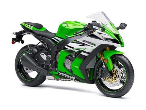 2015 Kawasaki Ninja® ZX™-10R 30th Anniversary in North Reading, Massachusetts - Photo 3