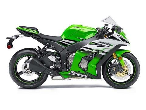 2015 Kawasaki Ninja® ZX™-10R 30th Anniversary in North Reading, Massachusetts - Photo 1