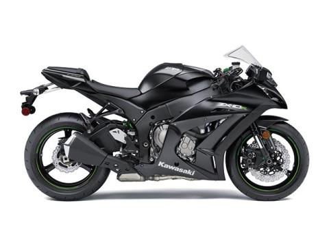 2015 Kawasaki Ninja® ZX™-10R ABS in Pinellas Park, Florida