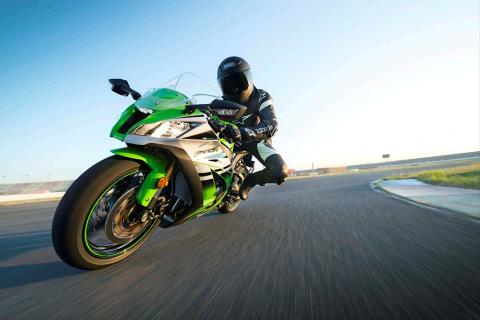 2015 Kawasaki Ninja® ZX™-10R ABS in North Reading, Massachusetts - Photo 7