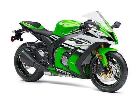 2015 Kawasaki Ninja® ZX™-10R ABS 30th Anniversary in Austin, Texas