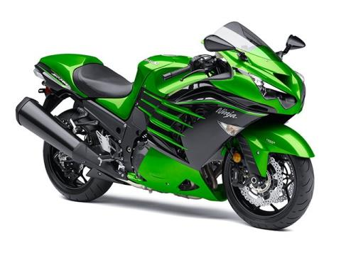 2015 Kawasaki Ninja® ZX™-14R ABS in North Reading, Massachusetts - Photo 3