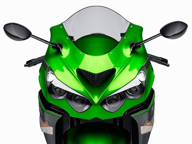 2015 Kawasaki Ninja® ZX™-14R ABS in Pahrump, Nevada - Photo 7