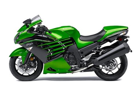 2015 Kawasaki Ninja® ZX™-14R ABS in North Reading, Massachusetts - Photo 2