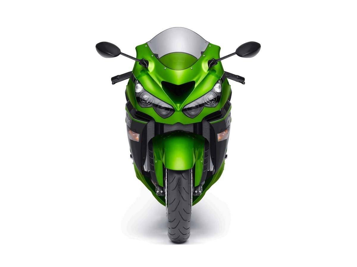 2015 Kawasaki Ninja® ZX™-14R ABS in North Reading, Massachusetts - Photo 5