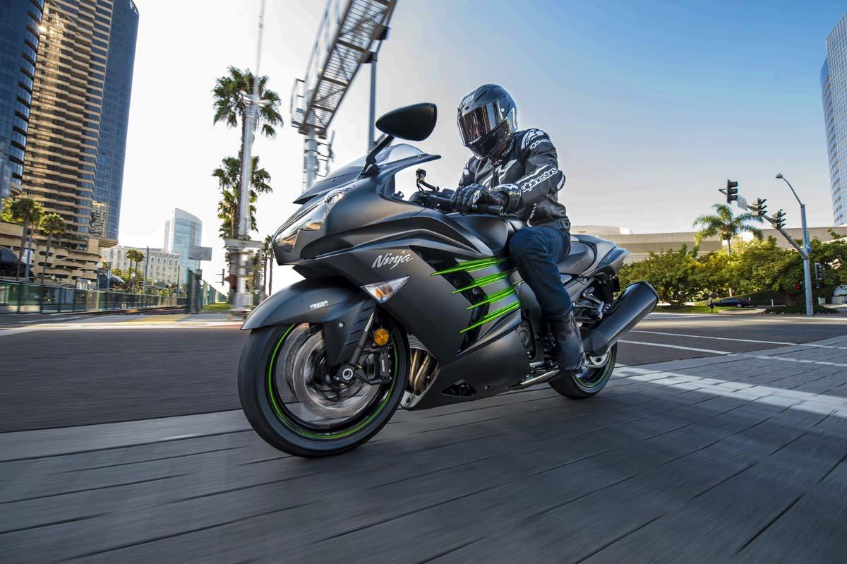 2015 Kawasaki Ninja® ZX™-14R ABS in Pahrump, Nevada - Photo 31