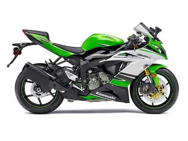 2015 Kawasaki Ninja® ZX™-6R 30th Anniversary in Norfolk, Virginia