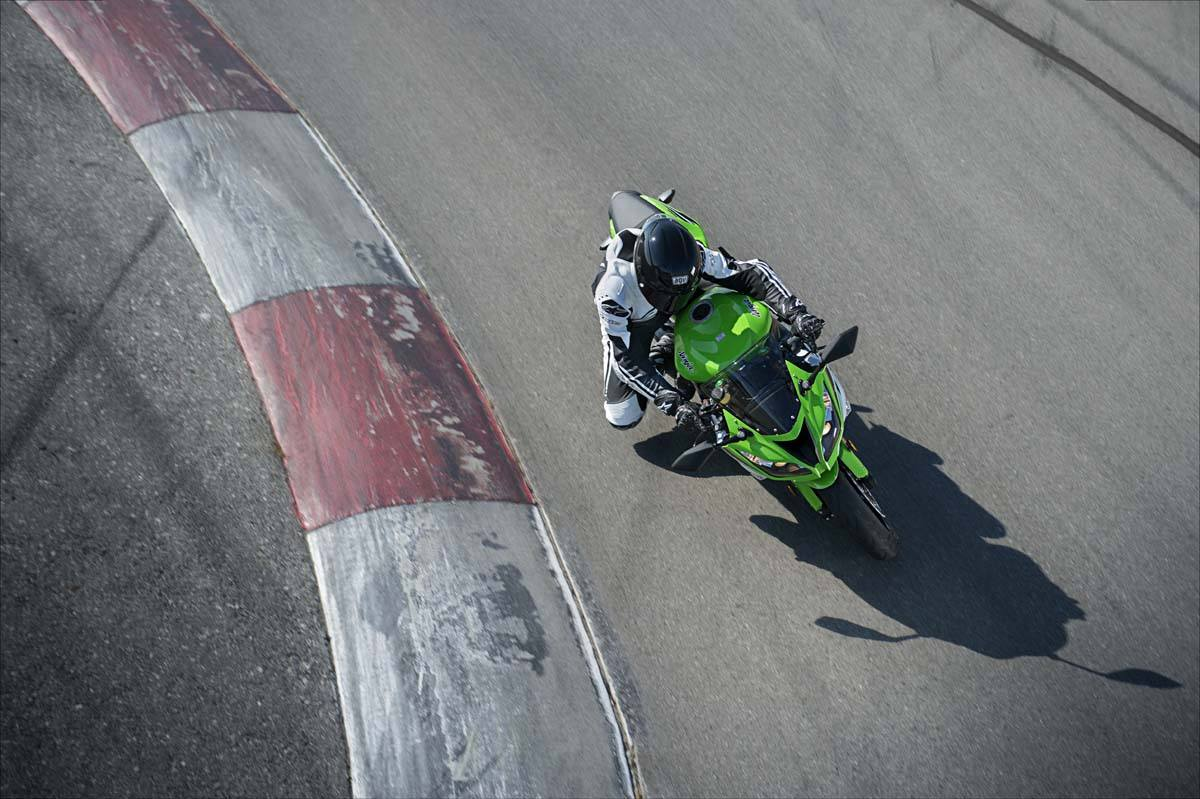 2015 Kawasaki Ninja® ZX™-6R 30th Anniversary in Hicksville, New York