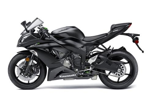 2015 Kawasaki Ninja® ZX™-6R ABS in Salinas, California