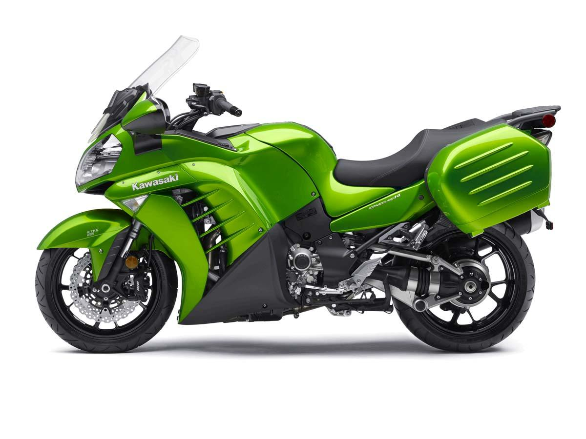 2015 Kawasaki Concours® 14 ABS in Highland Springs, Virginia