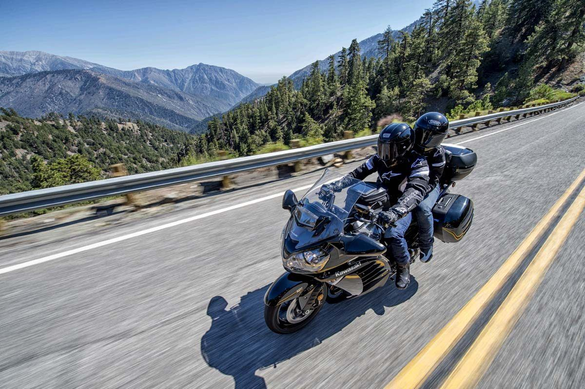 2015 Kawasaki Concours® 14 ABS in Romney, West Virginia