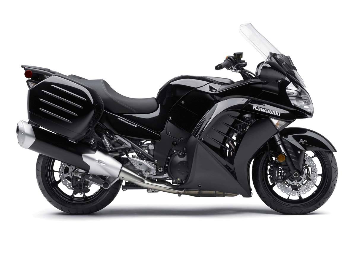 2015 Kawasaki Concours® 14 ABS in North Reading, Massachusetts - Photo 1