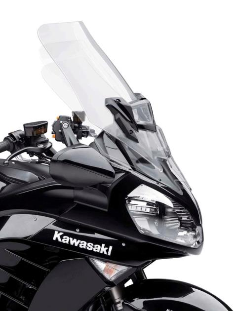 2015 Kawasaki Concours® 14 ABS in North Reading, Massachusetts - Photo 7