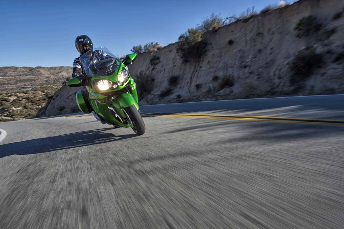 2015 Kawasaki Concours® 14 ABS in North Reading, Massachusetts - Photo 18