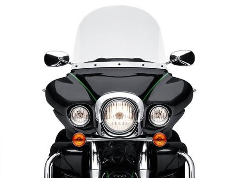 2015 Kawasaki Vulcan® 1700 Voyager® ABS in Warsaw, Indiana - Photo 9