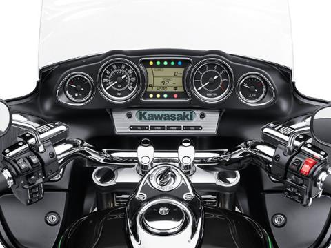 2015 Kawasaki Vulcan® 1700 Voyager® ABS in Durant, Oklahoma - Photo 11