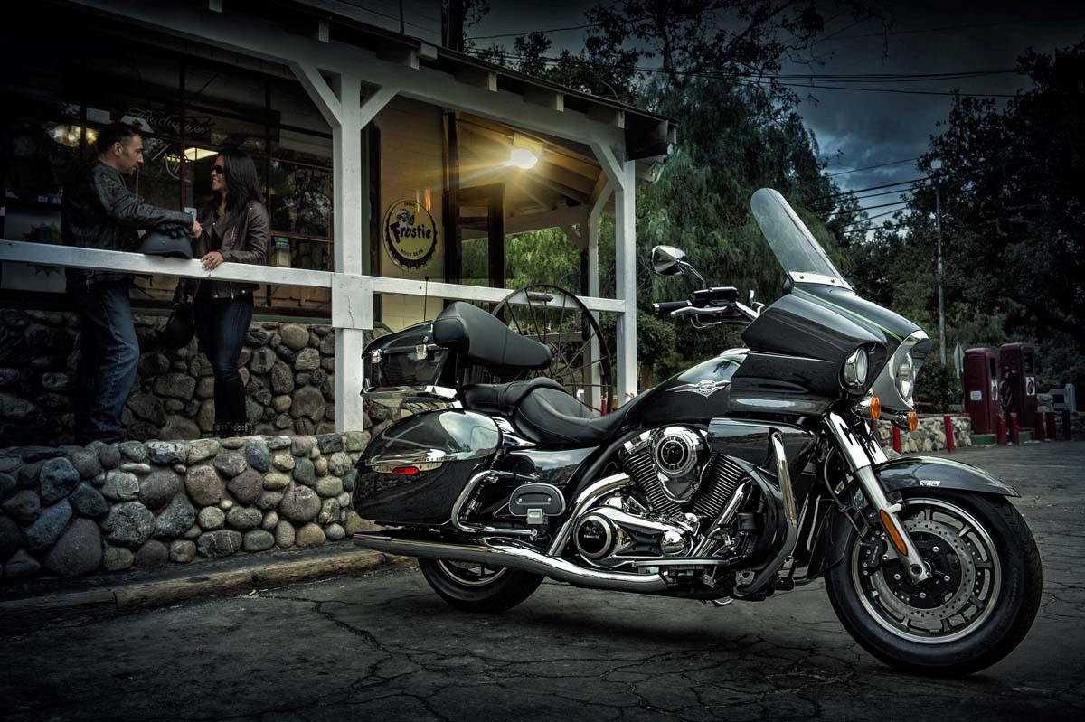 2015 Kawasaki Vulcan® 1700 Voyager® ABS in Warsaw, Indiana - Photo 16