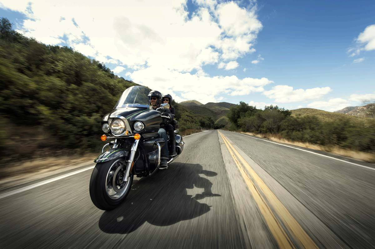 2015 Kawasaki Vulcan® 1700 Voyager® ABS in Monroe, Michigan