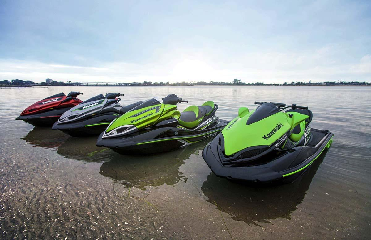 2015 Kawasaki Jet Ski® Ultra®310R Watercraft Conroe Texas ...
