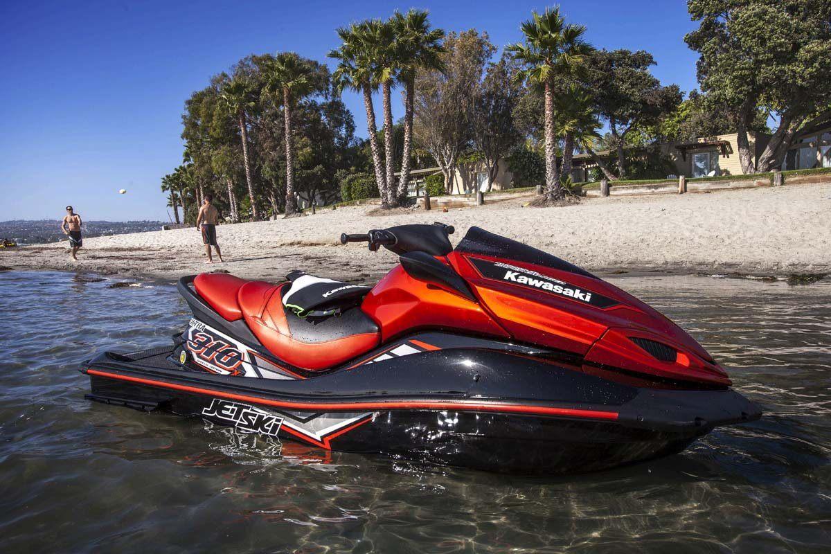 New 2015 Kawasaki Jet Ski® Ultra®310X SE Watercraft in North Reading ...