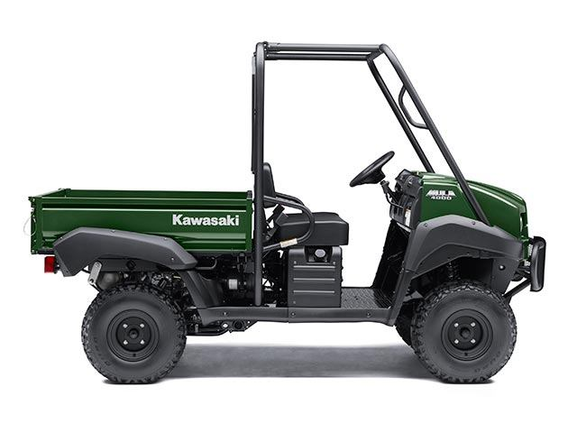 2015 Kawasaki Mule™ 4000 in North Reading, Massachusetts - Photo 1