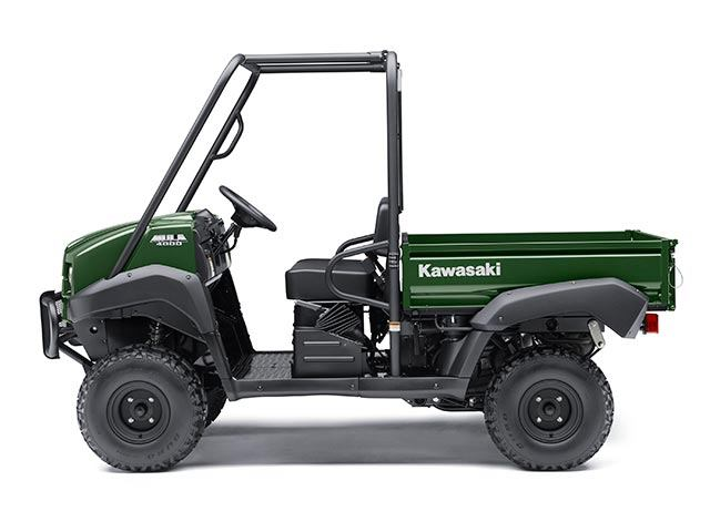 2015 Kawasaki Mule™ 4000 in North Reading, Massachusetts - Photo 2