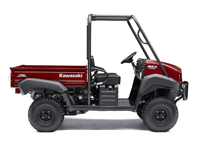 2015 Kawasaki Mule™ 4010 4x4 in Harrisburg, Illinois
