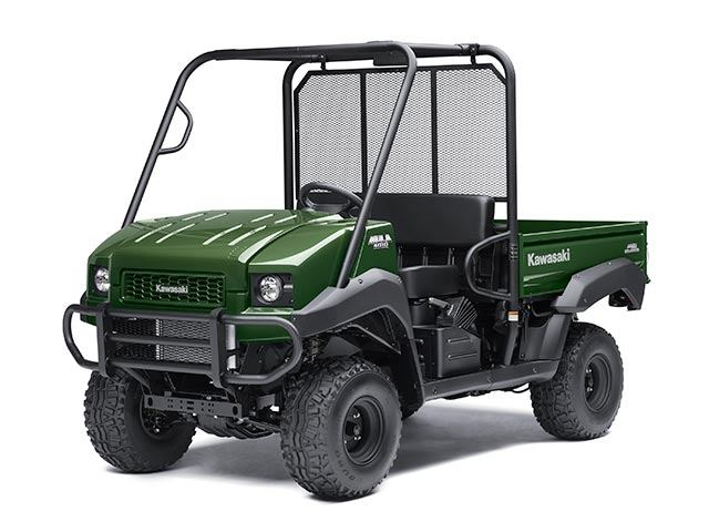 2015 Kawasaki Mule™ 4010 4x4 in Brenham, Texas - Photo 5