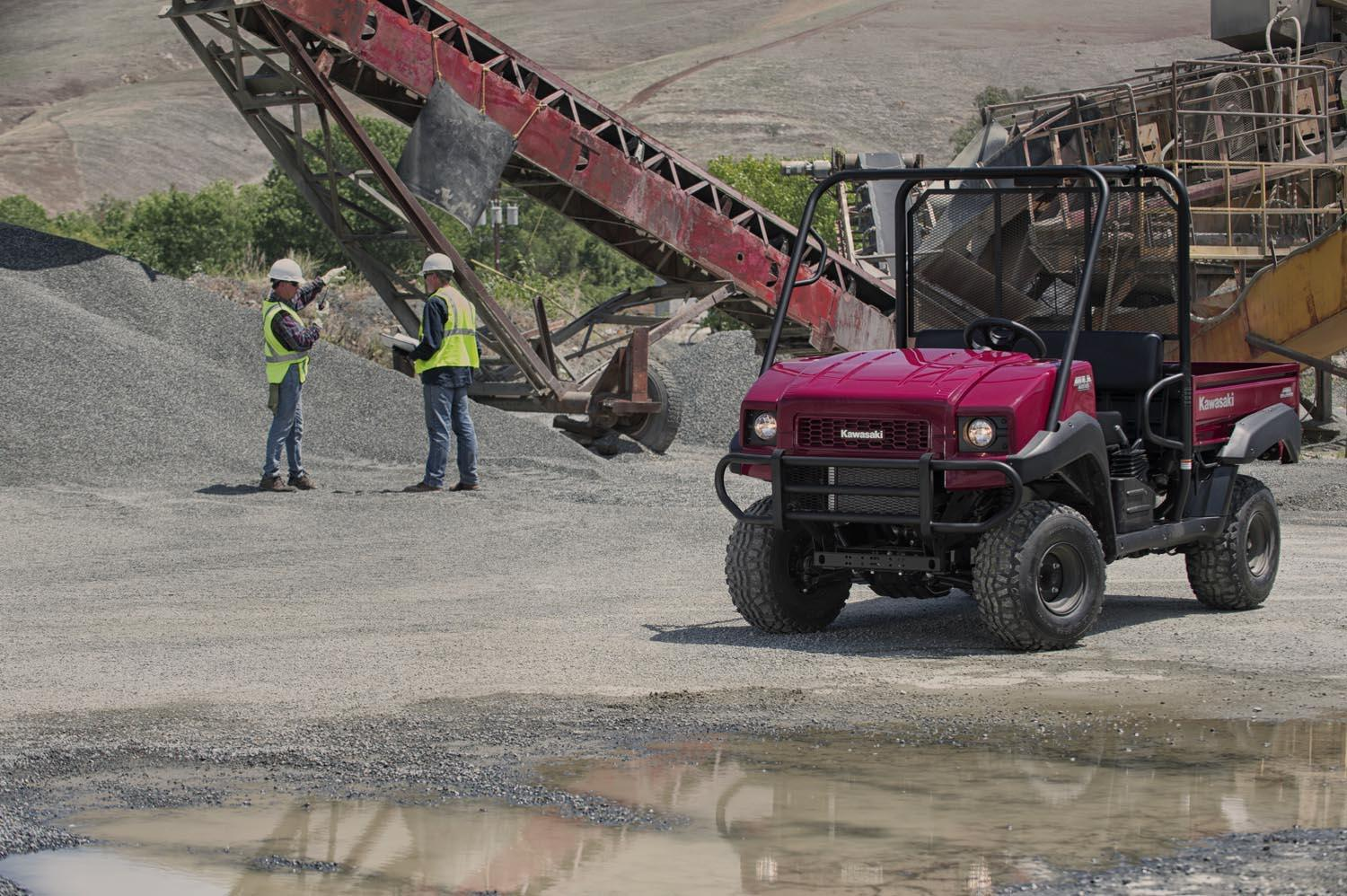 2015 Kawasaki Mule™ 4010 4x4 in Brenham, Texas - Photo 10