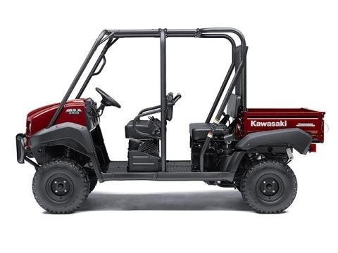2015 Kawasaki Mule™ 4010 Trans4x4® in North Reading, Massachusetts - Photo 2