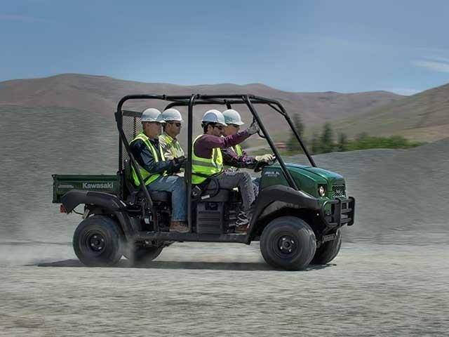 2015 Kawasaki Mule™ 4010 Trans4x4® in North Reading, Massachusetts - Photo 8