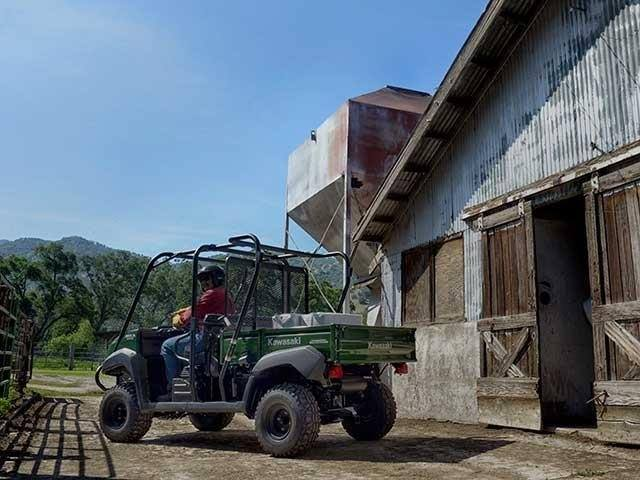 2015 Kawasaki Mule™ 4010 Trans4x4® in North Reading, Massachusetts - Photo 13