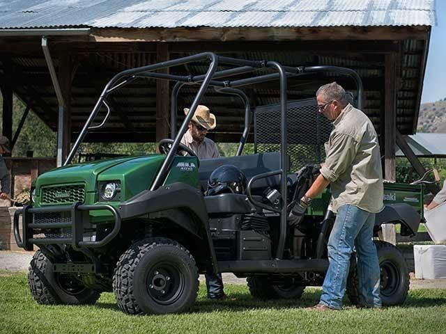 2015 Kawasaki Mule™ 4010 Trans4x4® in Romney, West Virginia