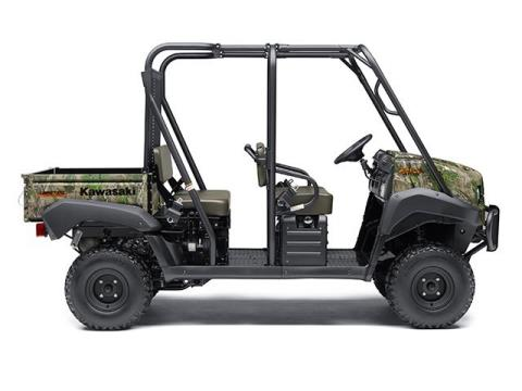 2015 Kawasaki Mule™ 4010 Trans4x4® Camo in North Reading, Massachusetts - Photo 1