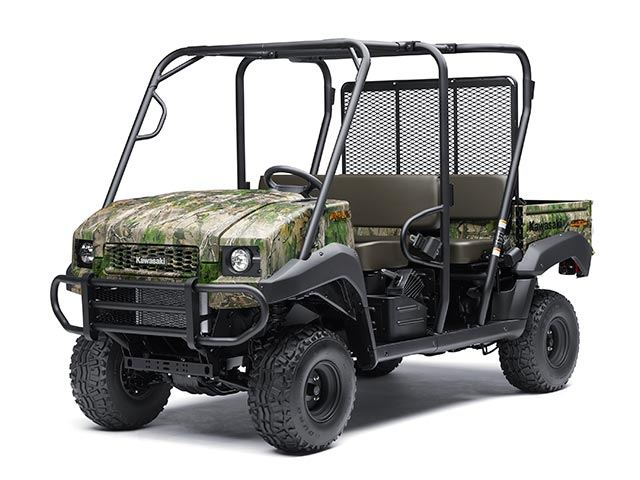 2015 Kawasaki Mule™ 4010 Trans4x4® Camo in North Reading, Massachusetts - Photo 3