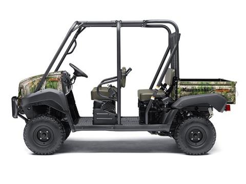 2015 Kawasaki Mule™ 4010 Trans4x4® Camo in North Reading, Massachusetts - Photo 2