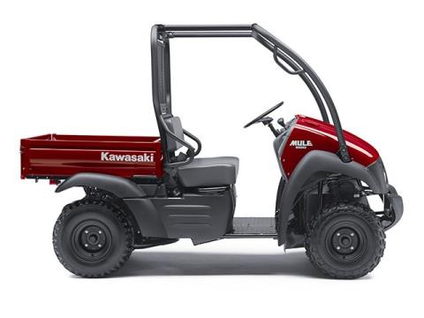 2015 Kawasaki Mule™ 600 in Harrisburg, Illinois